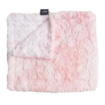 Coral Crush Minky Blanket