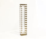 Gold Stripe Mezuzah