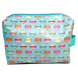 Macaroons Toiletry Bag