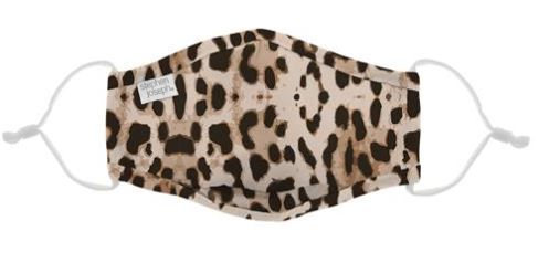 Kids Leopard Mask (Ages 3-7)
