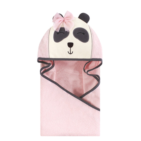 Infant Panda Girls Towel