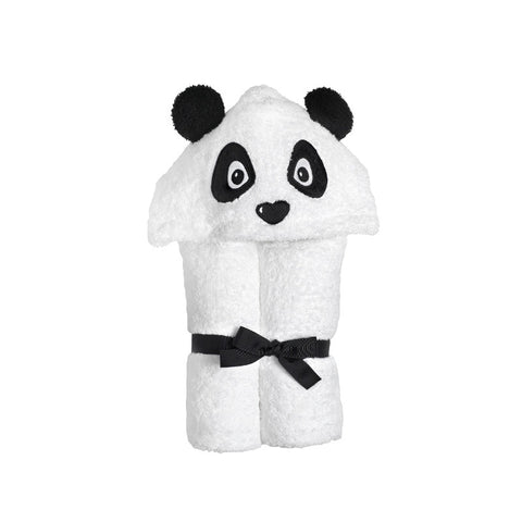 Panda Hooded Toddler Towel