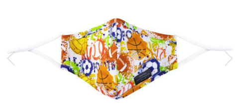 iKippah Sports Mask  (ages 5-8)