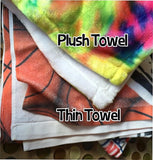 Transportation Kids Towel