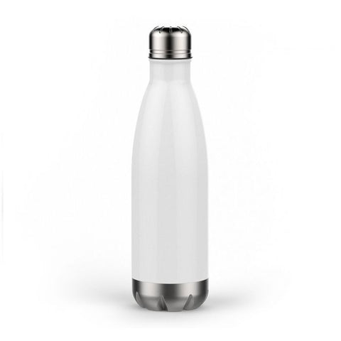 White Thermal Bottle