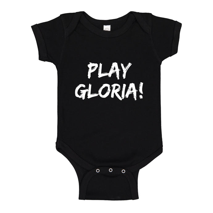 Baby Onesie Play Gloria! 100% Cotton Infant Bodysuit