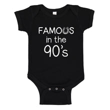 Baby Onesie Famous in the 90s 100% Cotton Infant Bodysuit