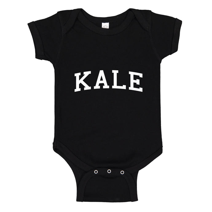 Baby Onesie KALE 100% Cotton Infant Bodysuit