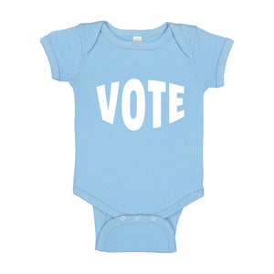 Baby Onesie VOTE 100% Cotton Infant Bodysuit