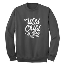 Crewneck Wild Child Unisex Sweatshirt