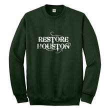 Crewneck Restore Houston Unisex Sweatshirt