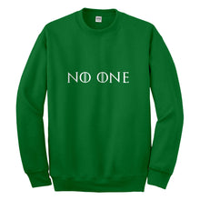 Crewneck No One Unisex Sweatshirt