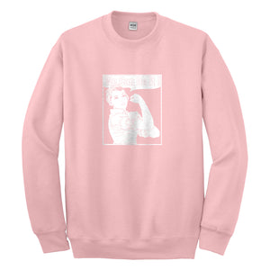 Crewneck Rosie the Riveter Unisex Sweatshirt