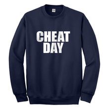 Crewneck Cheat Day Unisex Sweatshirt