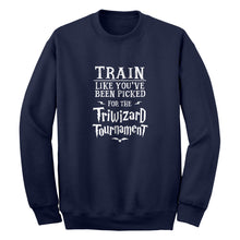 Crewneck Train for Triwizard Tournament Unisex Sweatshirt