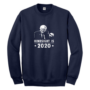 Crewneck Hindsight 2020 Bernie Unisex Sweatshirt