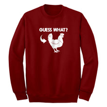 Crewneck Chicken Butt Unisex Sweatshirt