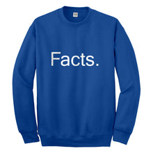 Crewneck Facts. Unisex Sweatshirt