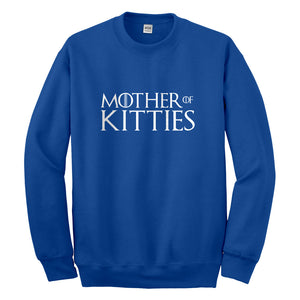 Crewneck Mother of Kitties Unisex Sweatshirt