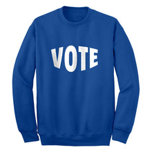 VOTE Unisex Adult Sweatshirt