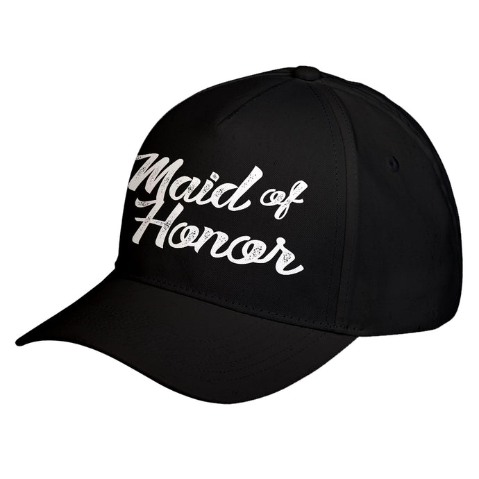 Hat Maid of Honor Baseball Cap