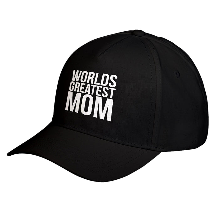 Hat Worlds Greatest Mom Baseball Cap