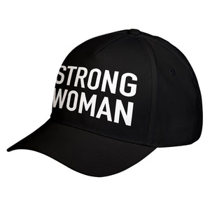 Hat Strong Woman Baseball Cap