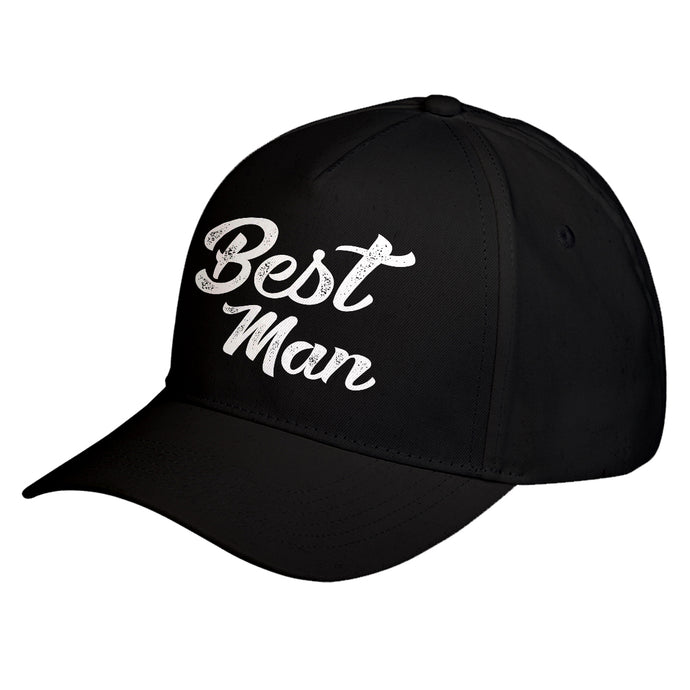 Hat Best Man Baseball Cap