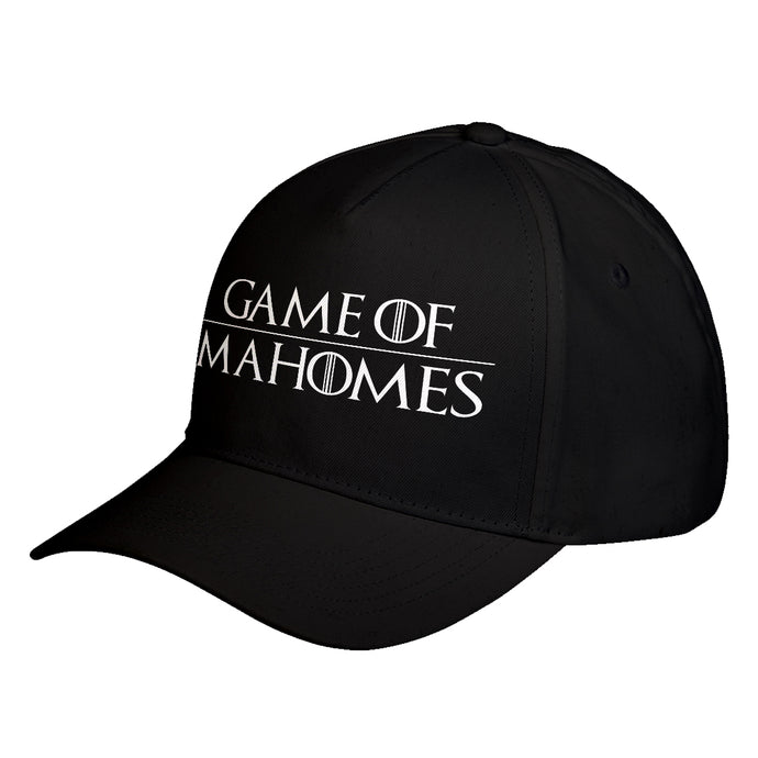 Hat Game of Mahomes Baseball Cap