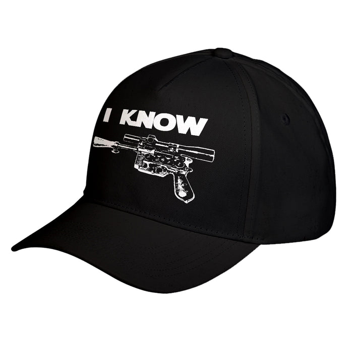 Hat I Know Baseball Cap