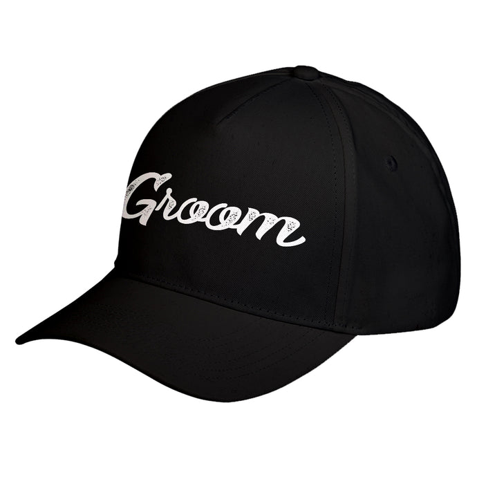 Hat Groom Baseball Cap