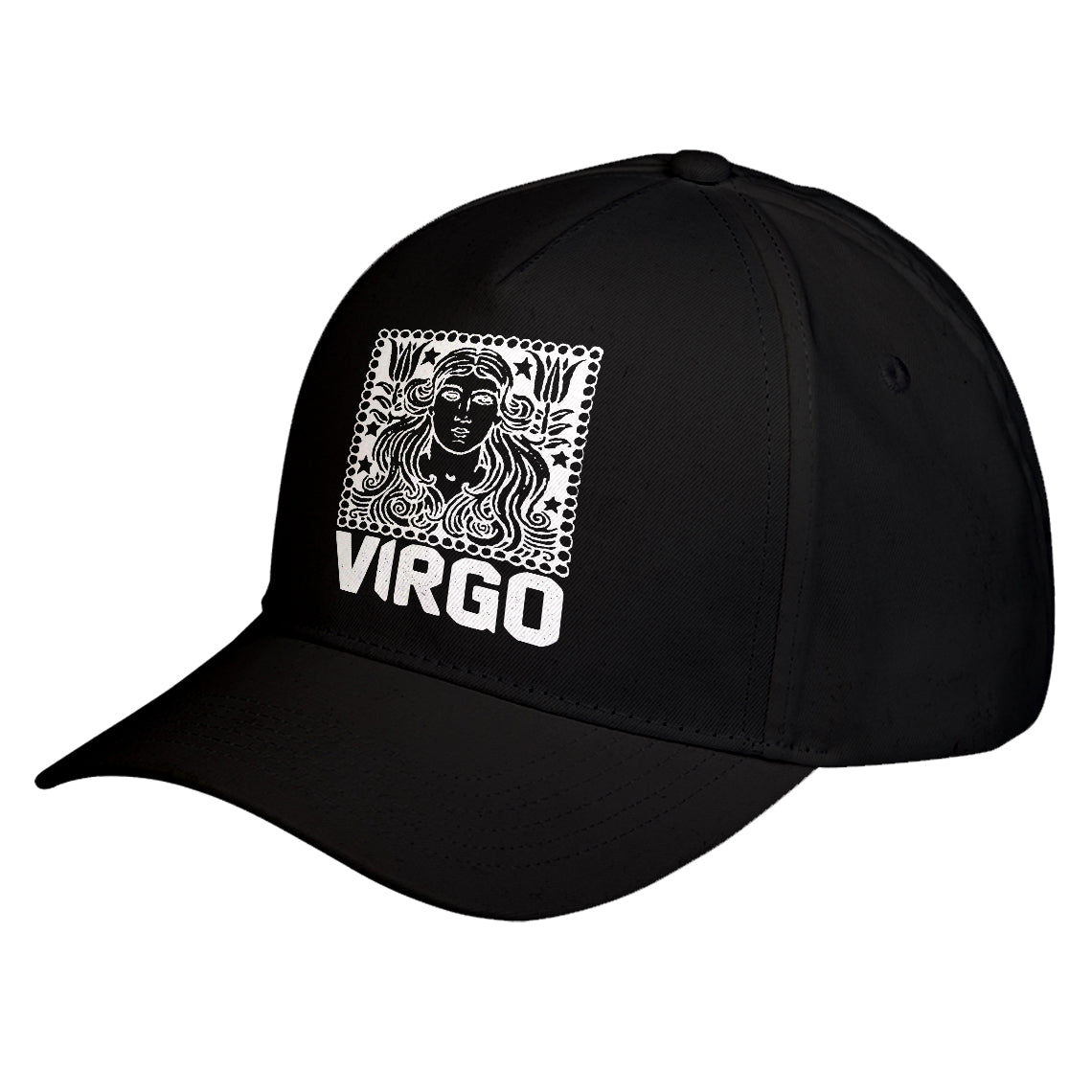 Hat Virgo Zodiac Astrology Baseball Cap