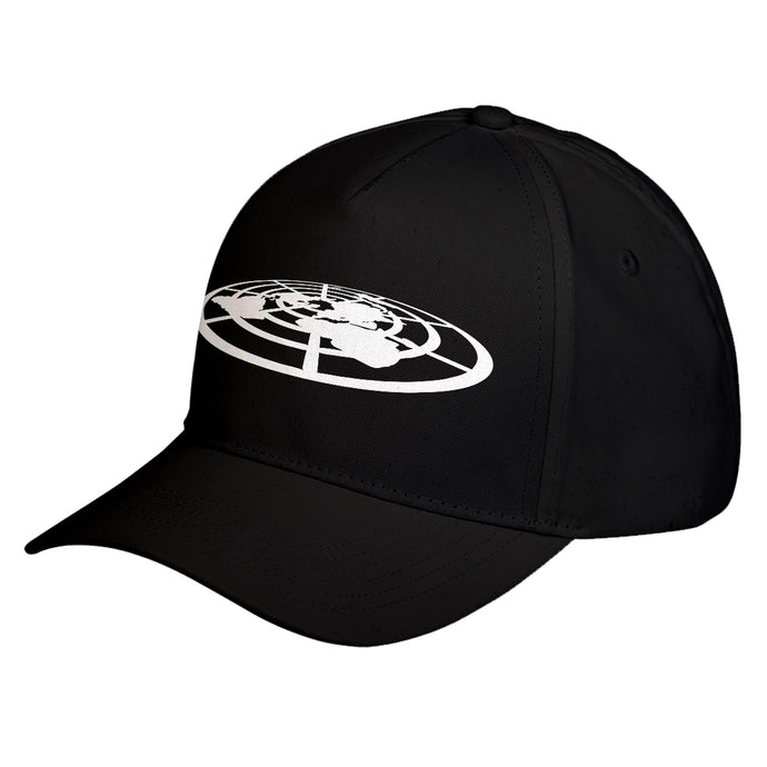 Hat Flat Earth Society Baseball Cap