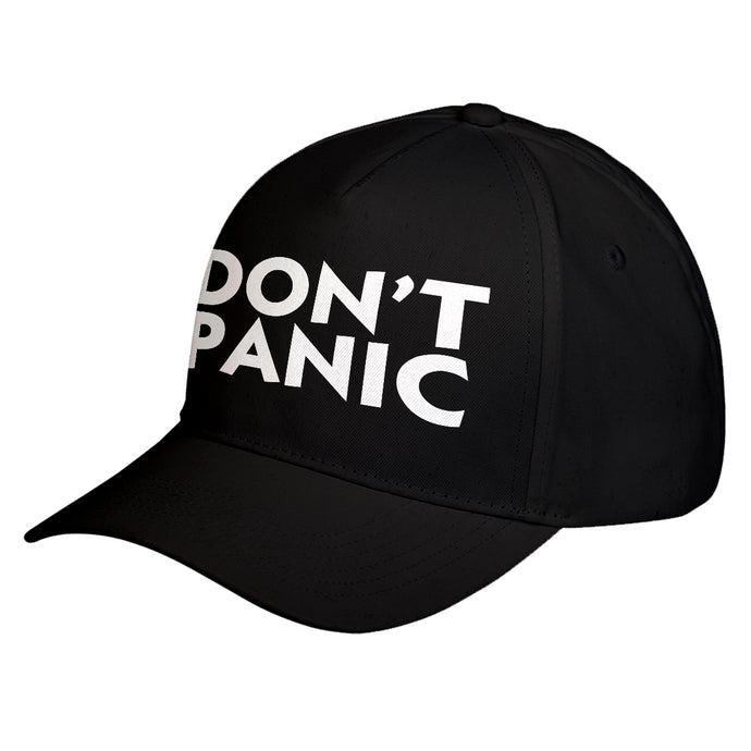 Hat Don't Panic Baseball Cap
