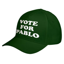 Hat Vote for Pablo Baseball Cap