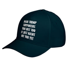 Hat Dear Trump Supporters Baseball Cap