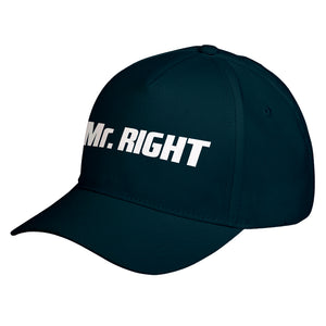 Hat Mr. Right Baseball Cap