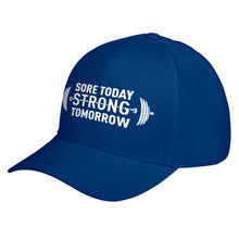 Hat Sore Today Strong Tomorrow Baseball Cap