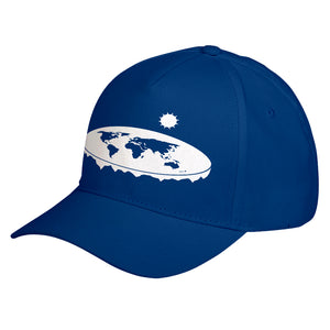 Hat Flat Earth Baseball Cap