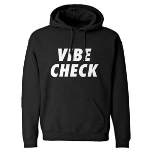 VIBE CHECK Unisex Adult Hoodie