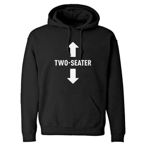 Two Seater Unisex Adult Hoodie