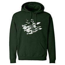 Hoodie Thoughts and Prayers Unisex Adult Hoodie