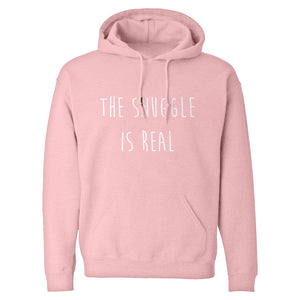 The Snuggle is Real Unisex Adult Hoodie