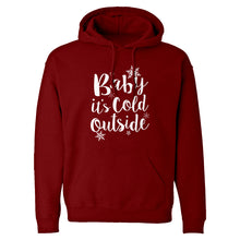 Hoodie Baby its Cold Outside Unisex Adult Hoodie
