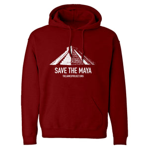 Save the Maya Unisex Adult Hoodie