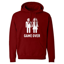 Game Over Unisex Adult Hoodie