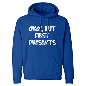 Okay but first, presents. Unisex Adult Hoodie