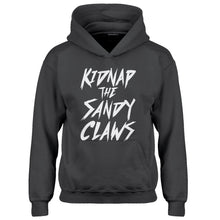 Youth Kidnap the Sandy Claws Kids Hoodie
