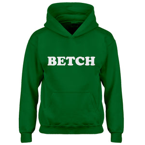 Youth Betch Kids Hoodie