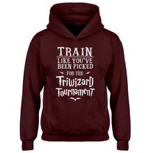Hoodie Train for Triwizard Tournament Kids Hoodie